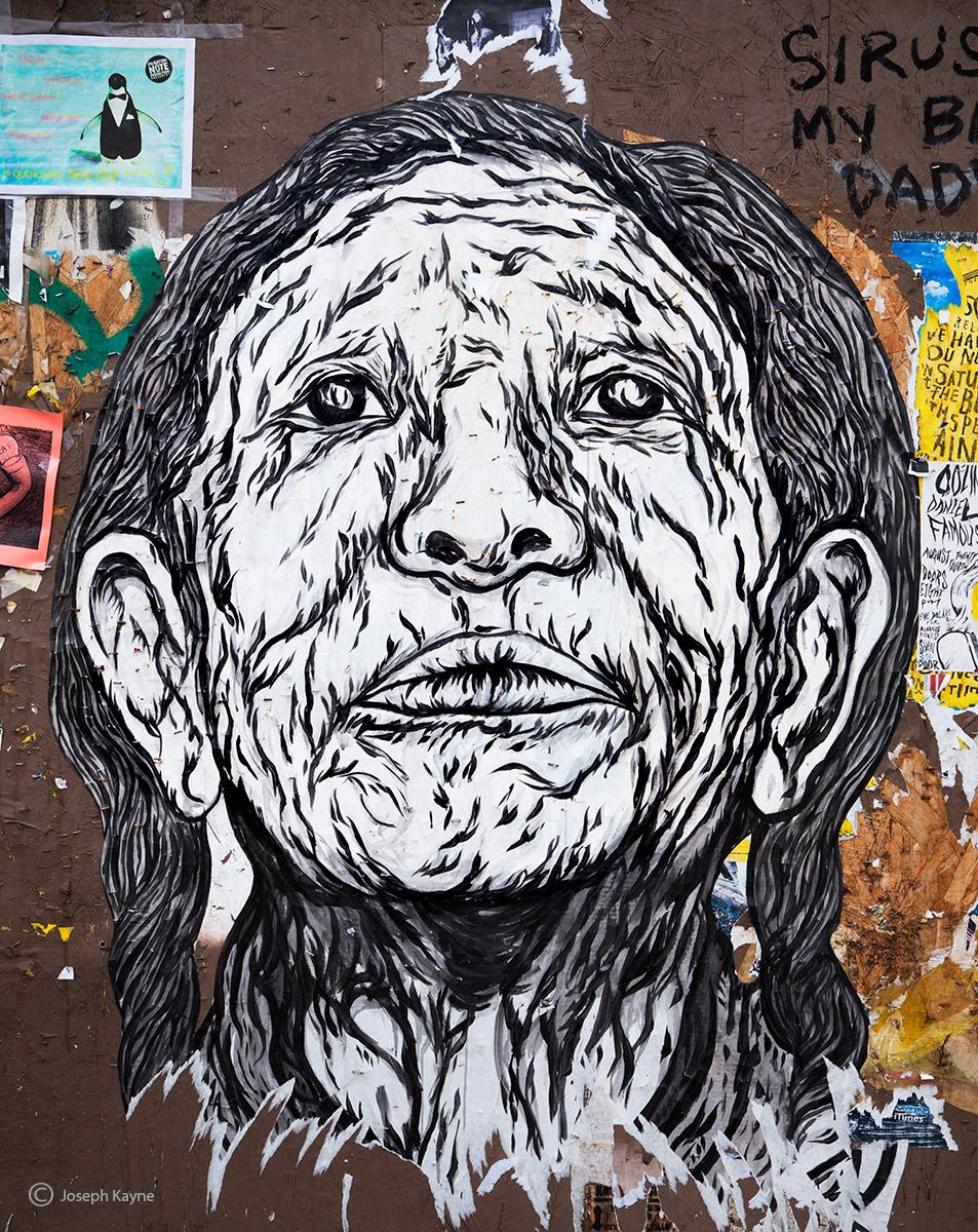 elder,chicago,street,art,by,sirus,fountain, photo