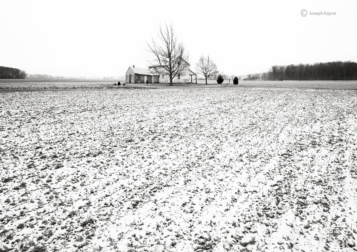 christmas,morning,indiana,farmhouse, photo
