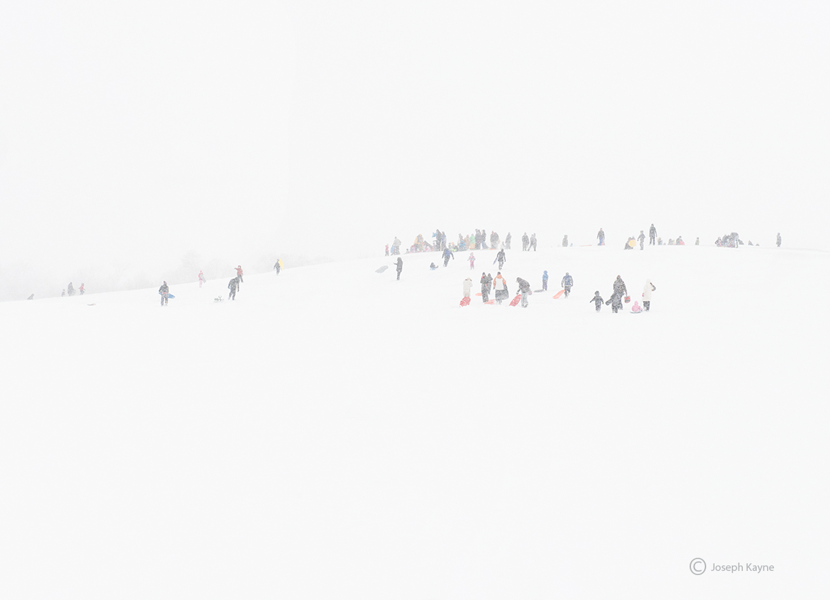 sledding,chicago,winter,snowstorm, photo