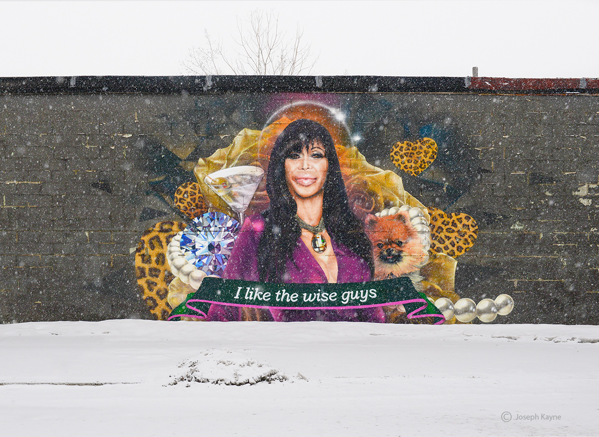 chicago,street,art,i,like,the,wise,guys, photo