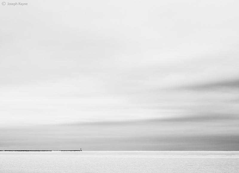 winter,pier,lake,michigan,chicago,polar,vortex, photo