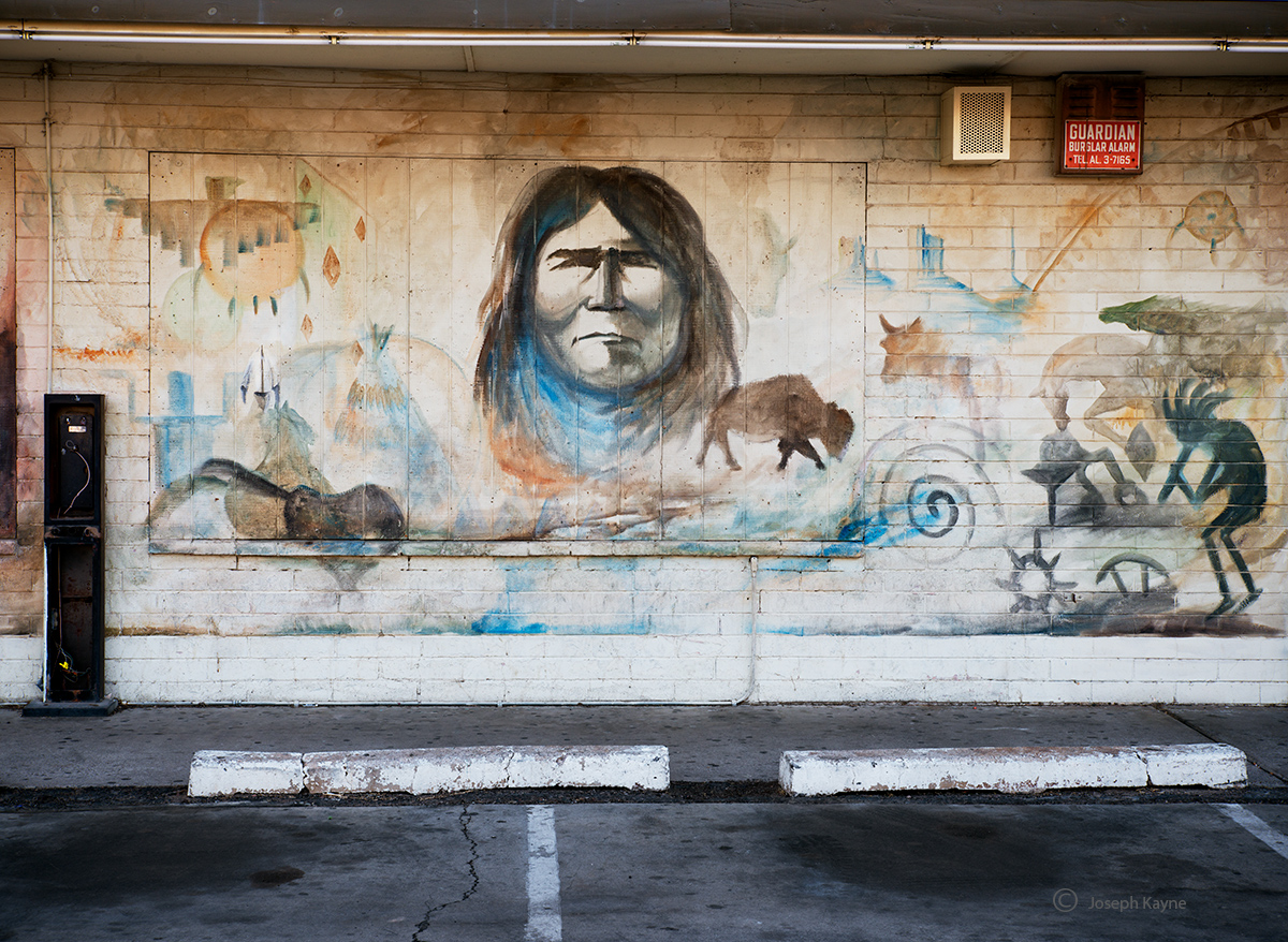 geronimo,arizona,street,art, photo