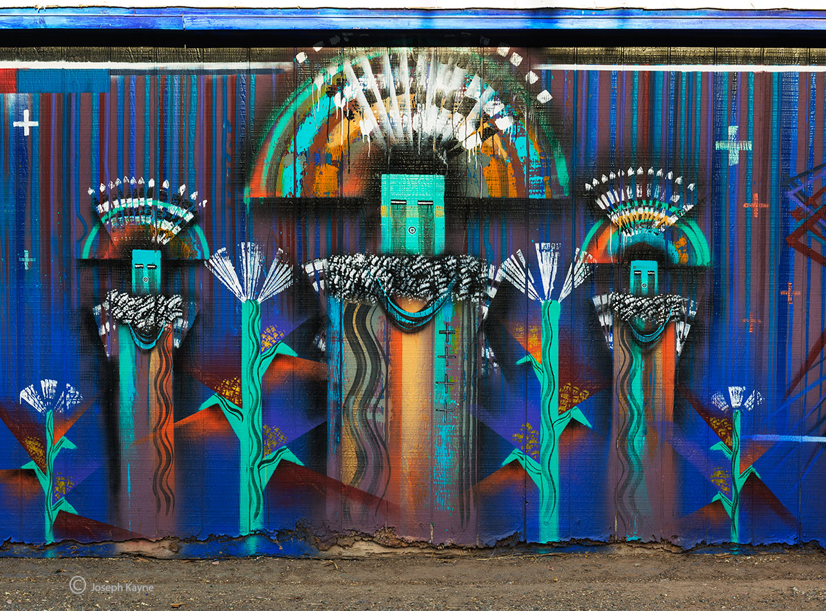 kachina,arizona,street,art,randy,boogie,j,smiley, photo