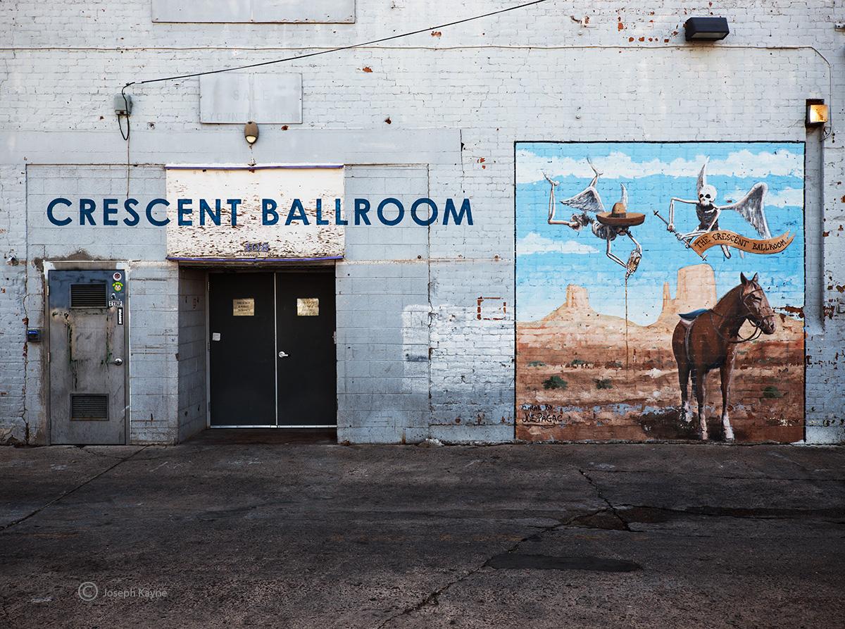 crescent,ballroom,arizona,street,art, photo