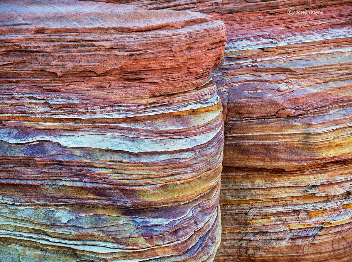 colorful,aztec,sandstone,formation,southwest,usa, photo
