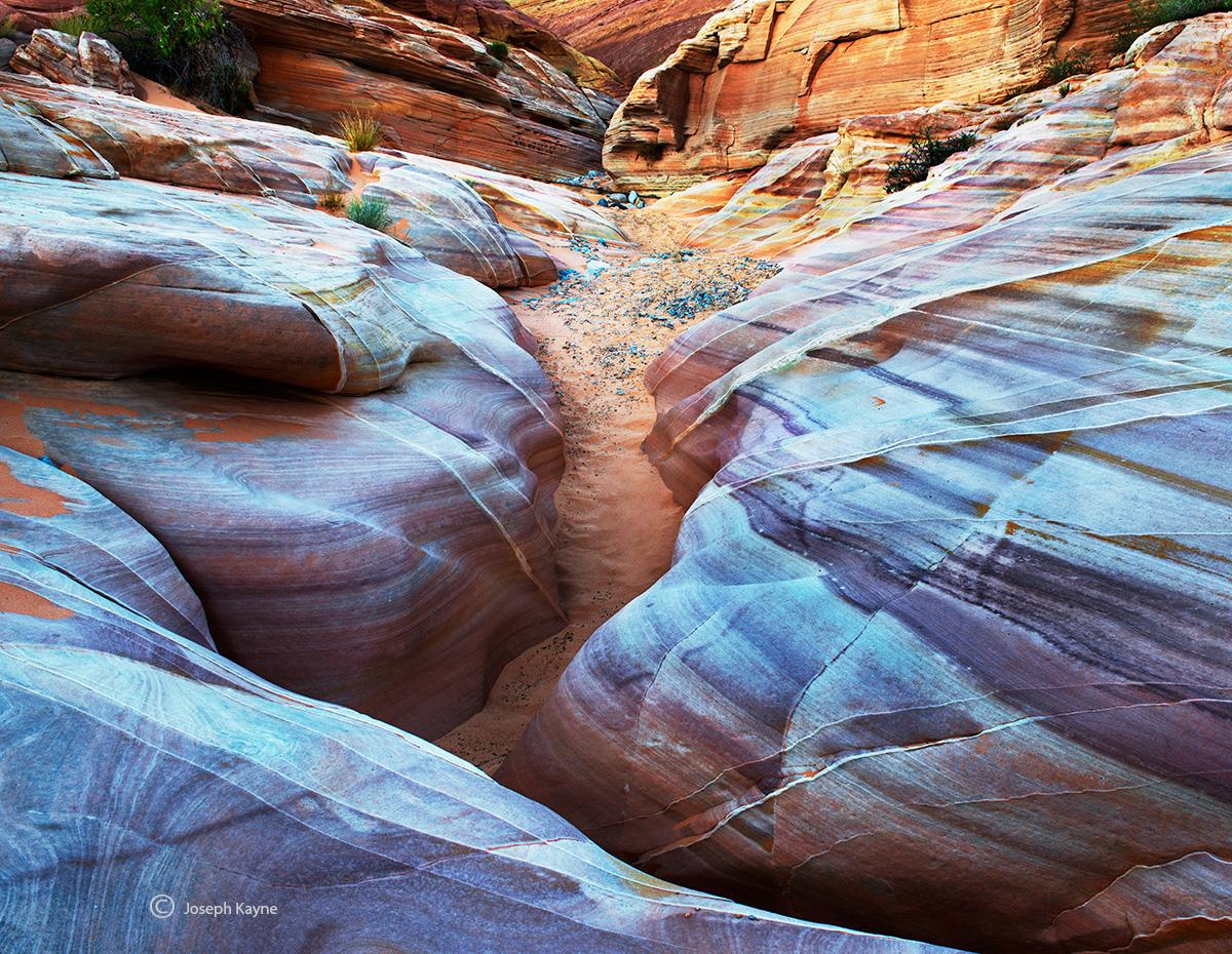candyland,colorful,slot,canyon,southwest,usa, photo