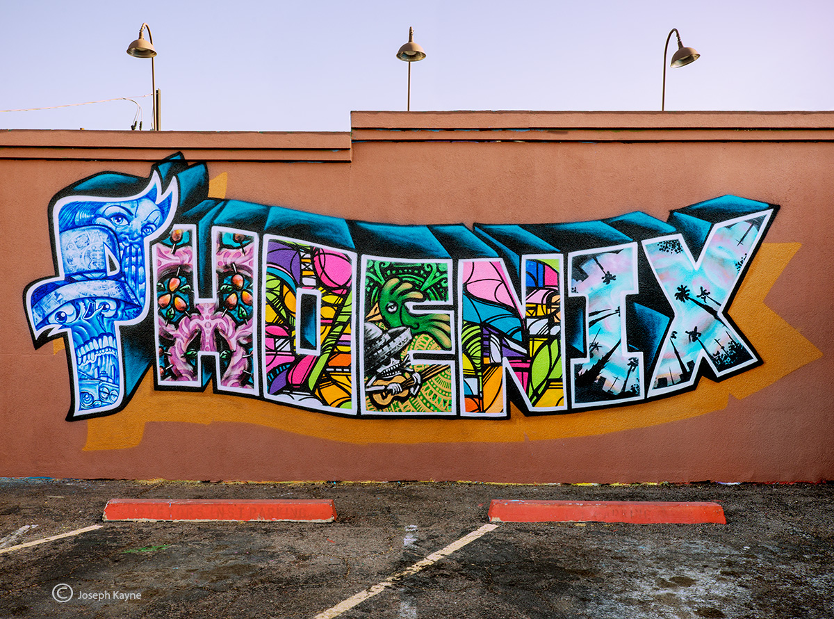 phoenix,street,art,fresh,paint, photo