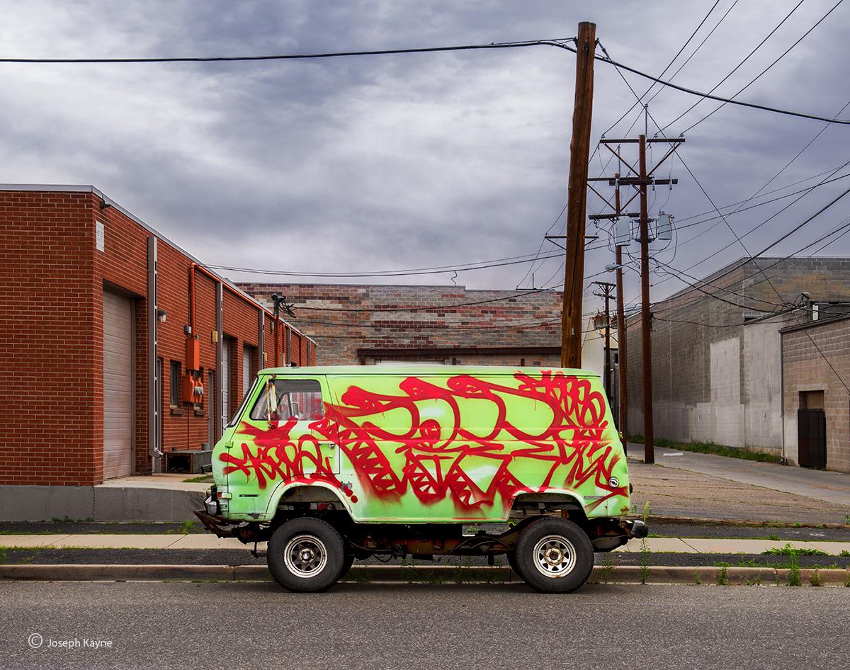 graffiti,mobile,denver,street,art, photo