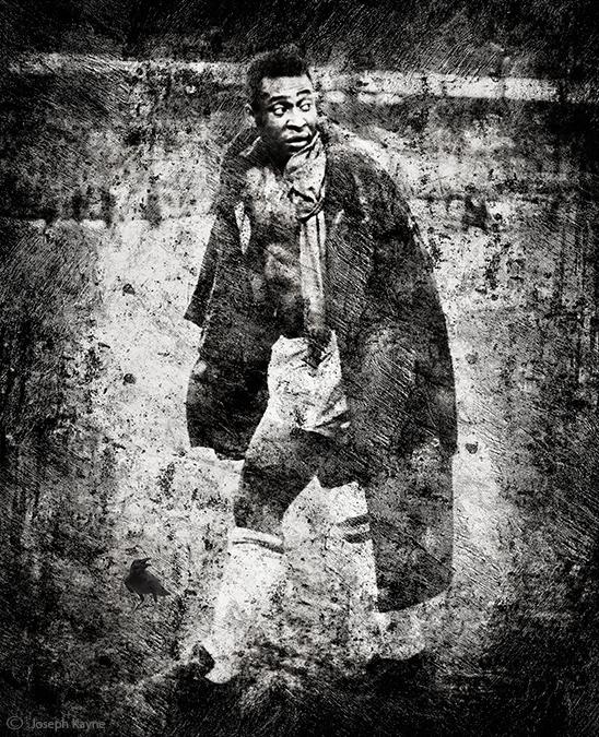 Pele, The Pop Art Project