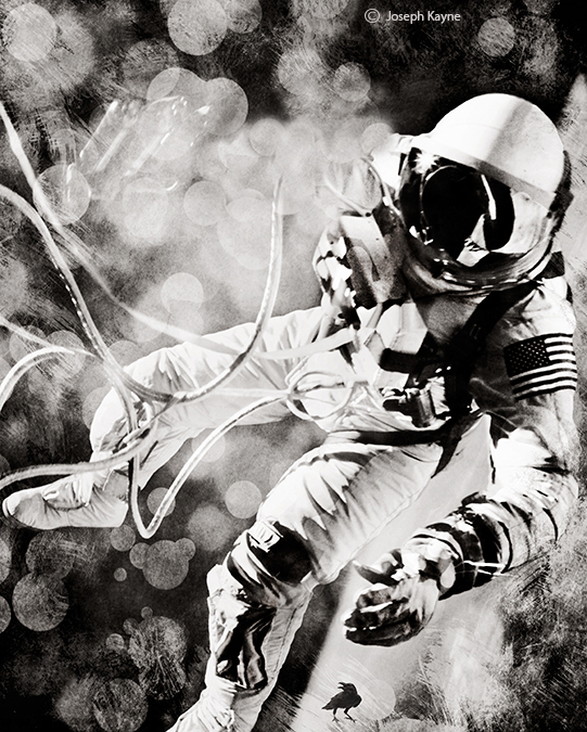 space,walker,astronaut,pop,art,project, photo