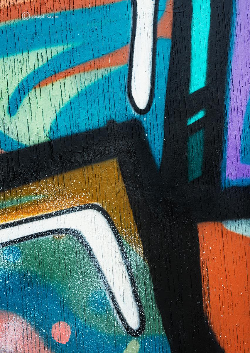 Graffiti Abstraction