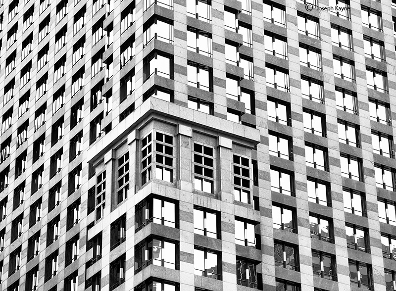 Chicago Building Abstract