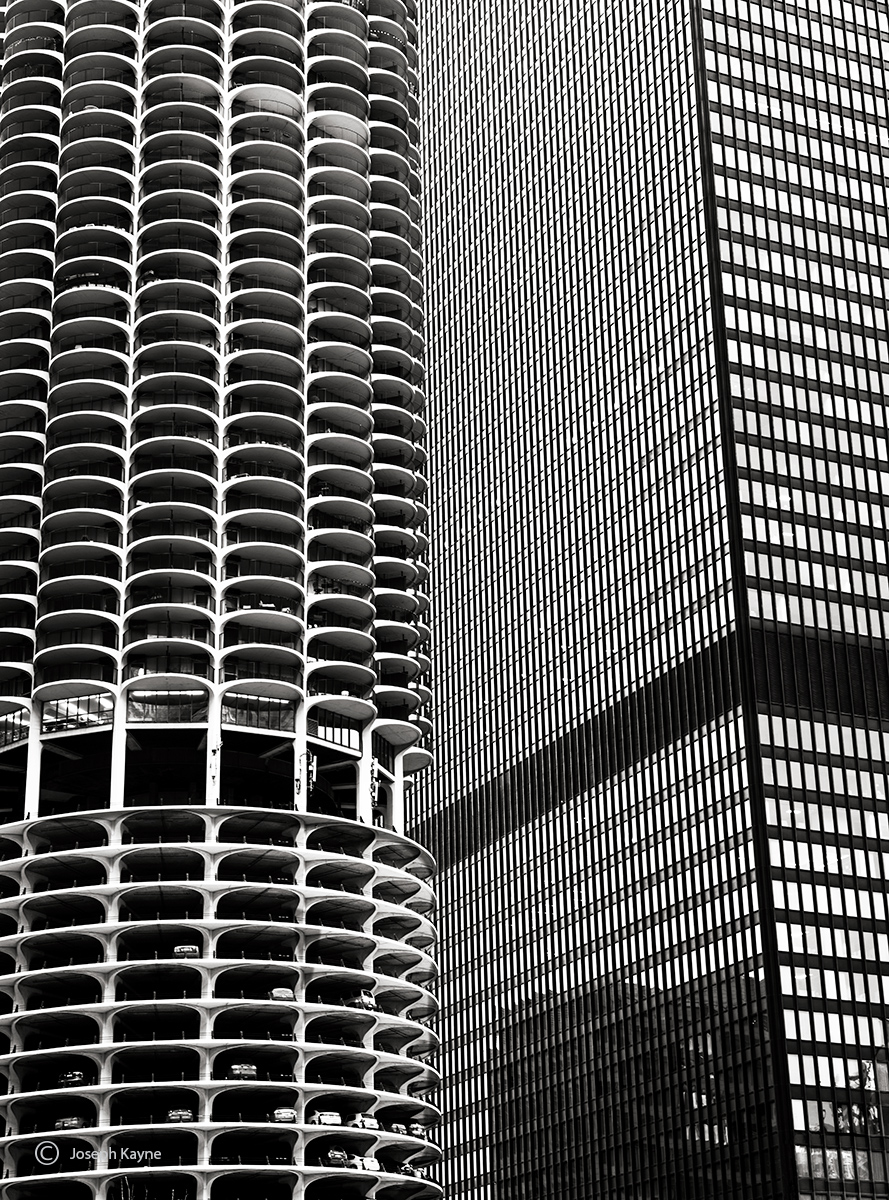 marina,towers,chicago,architecture, photo