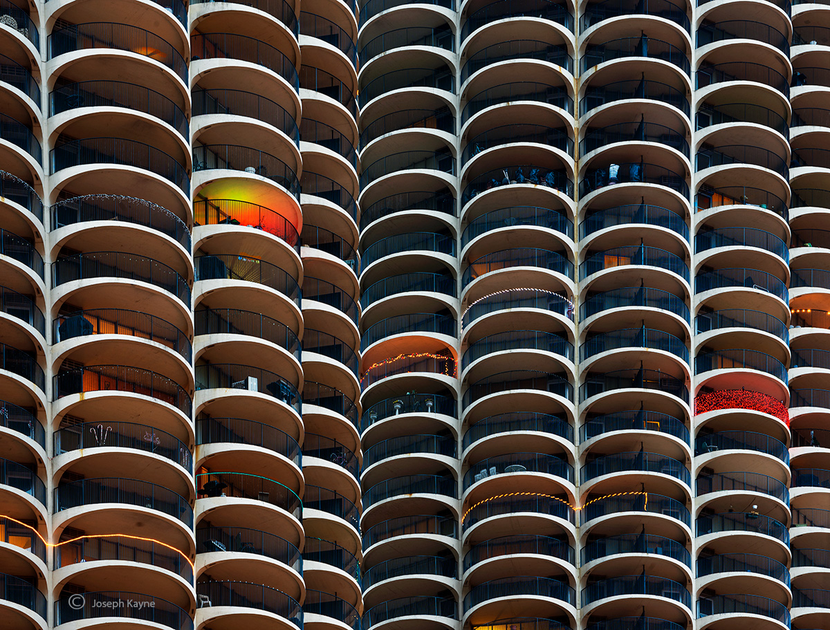 color,theory,christmas,skyscraper,chicago, photo