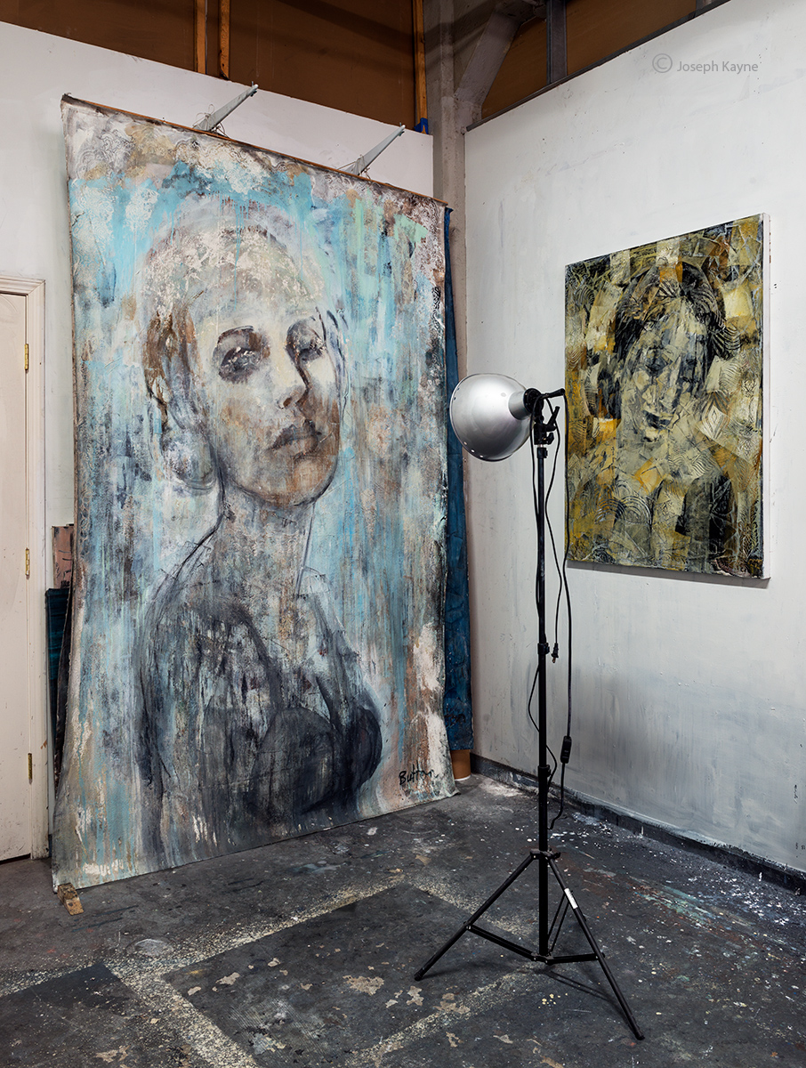 artist,studio,chicago,corinna, photo