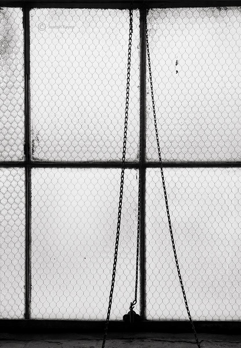Chicago Warehouse Window