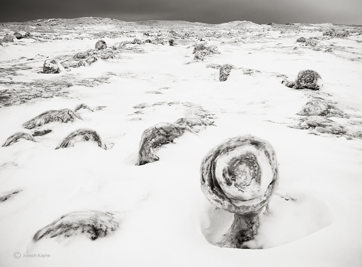 walking,on,the,moon,frozen,lake,michigan, photo