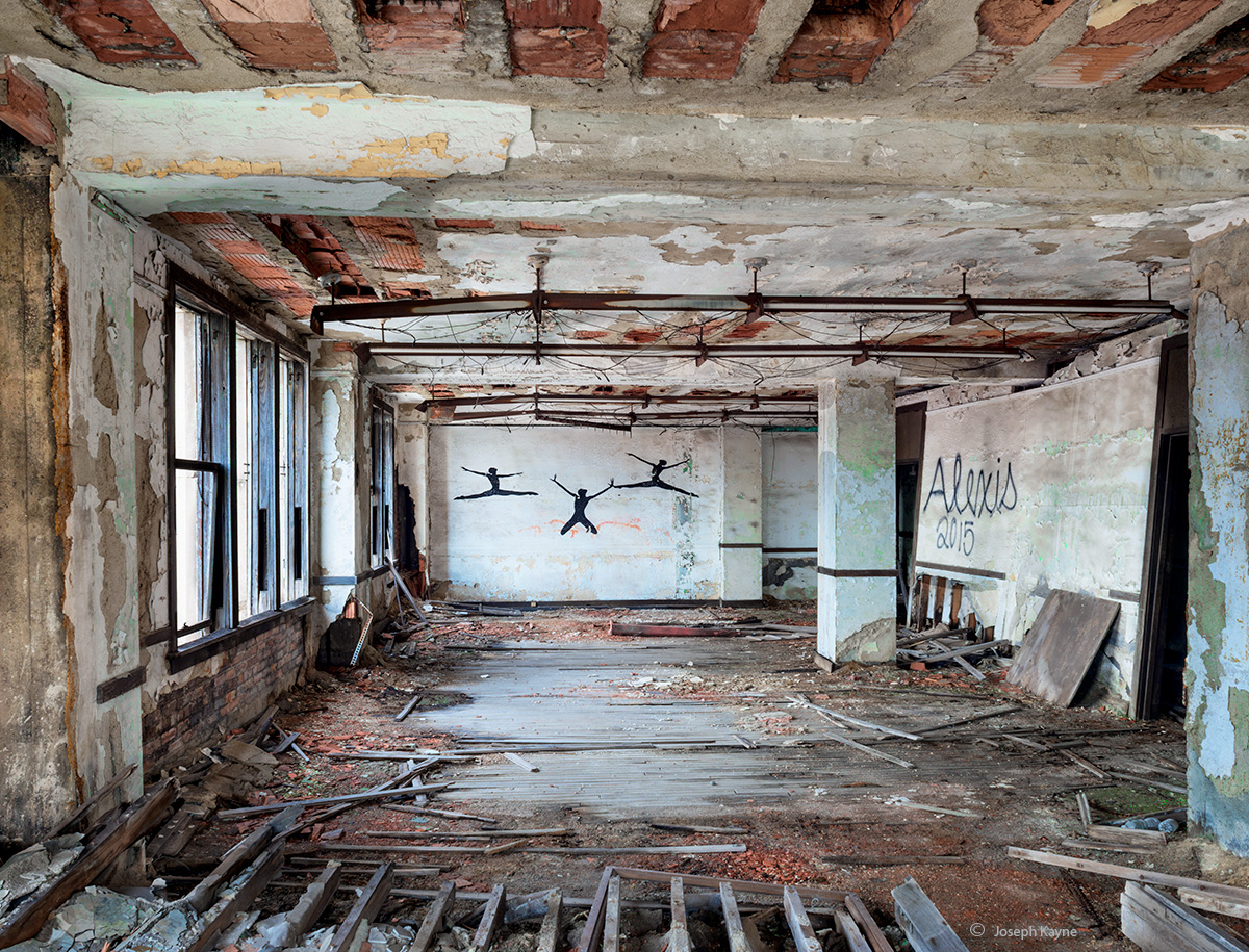faithful,dancers,decaying,classroom,abandoned,church, photo