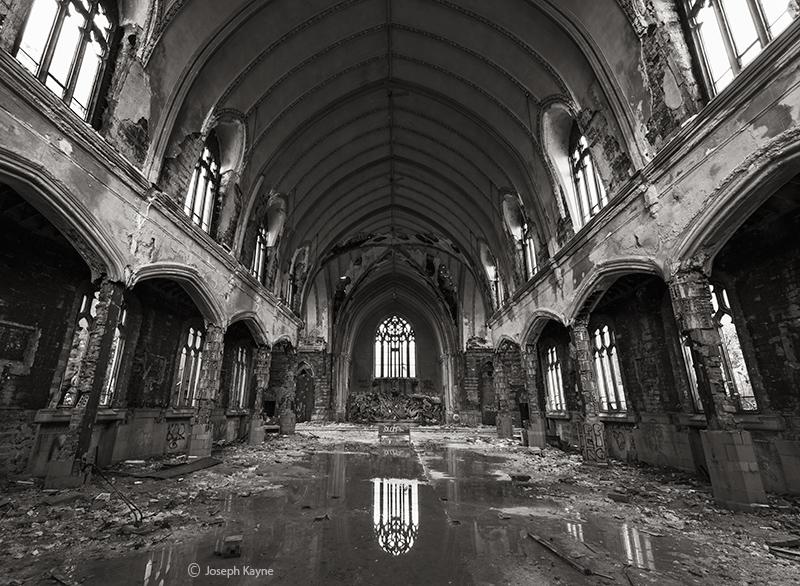 abandoned,faith,decaying,church, photo