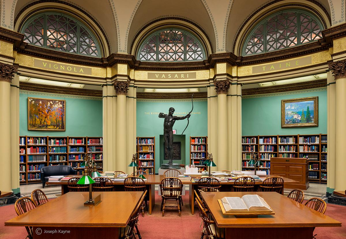 Chicago Art Institute Library