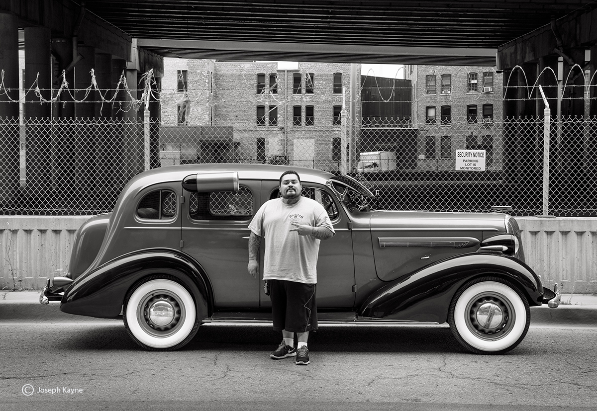 magic,man,portrait,chicago,lowrider,bomb, photo