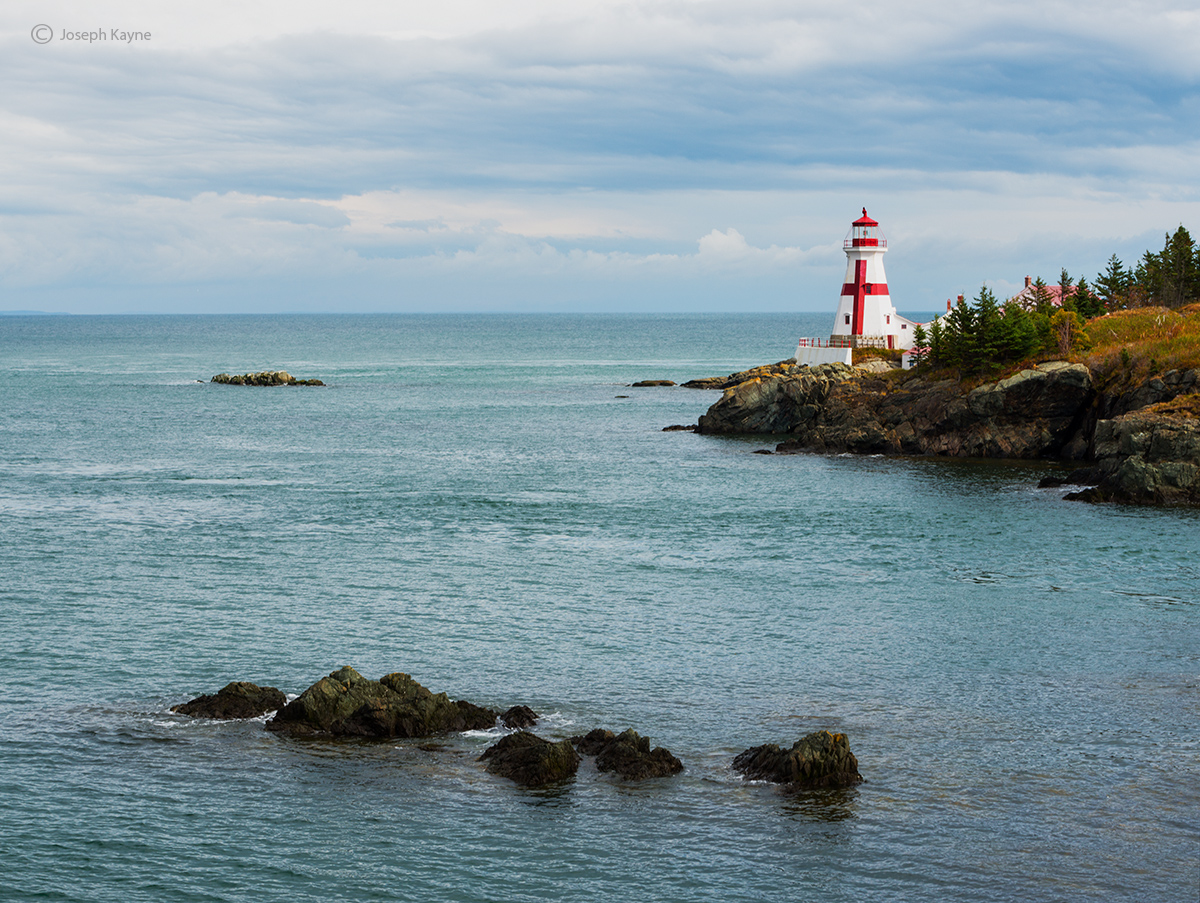 east,quoddy,head,light,new,brunswick,canada, photo