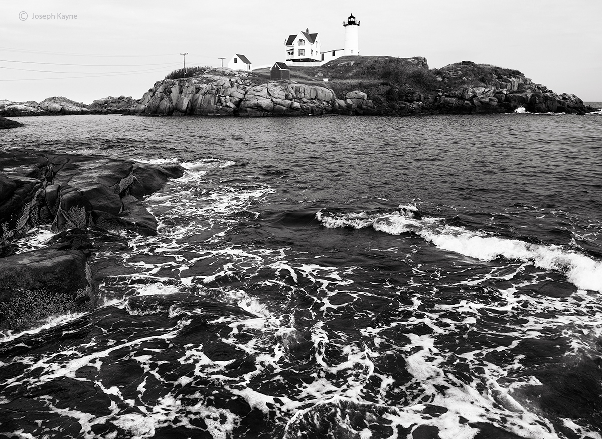 nubble,head,lighthouse,maine, photo