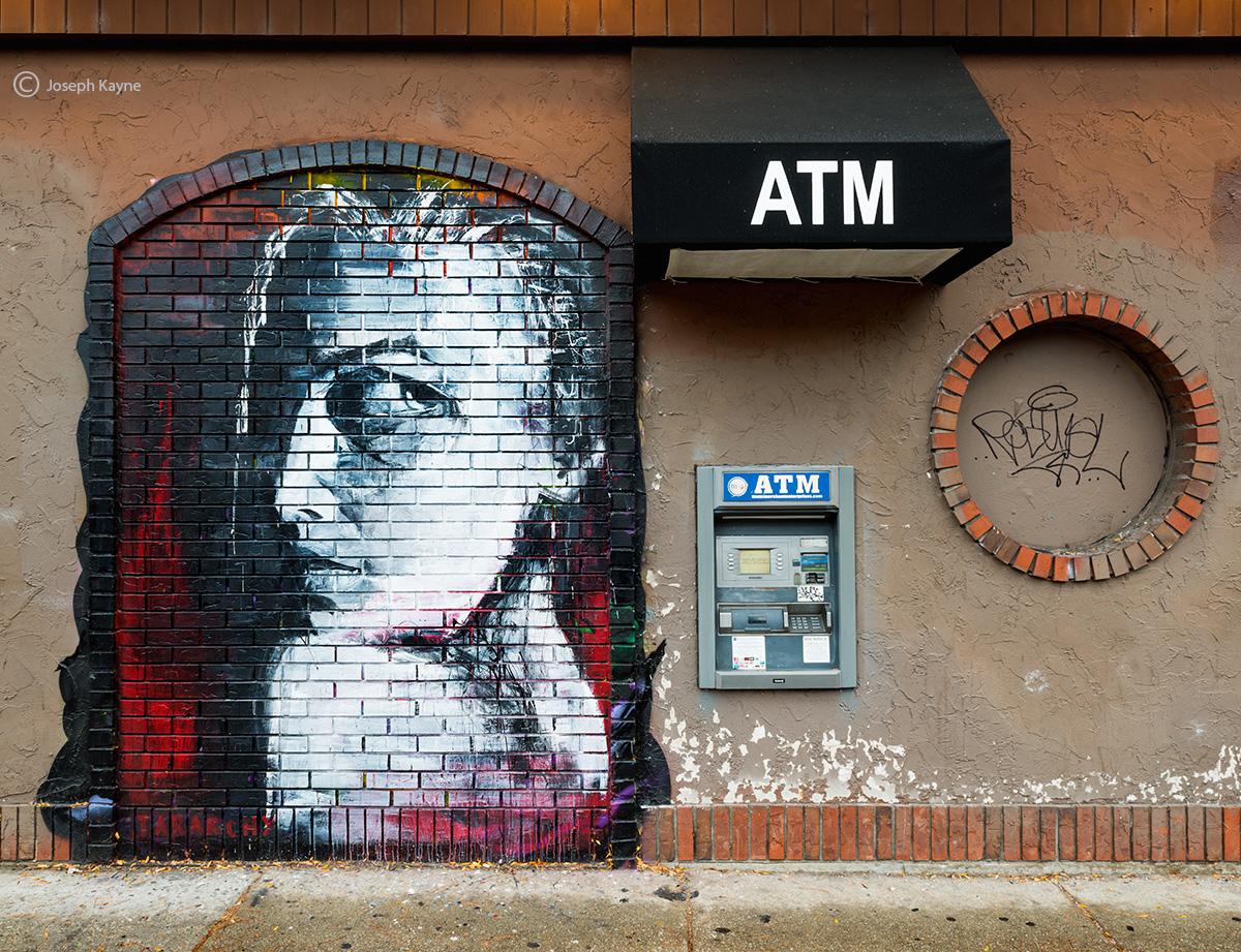 ATM,chicago,street,art, photo
