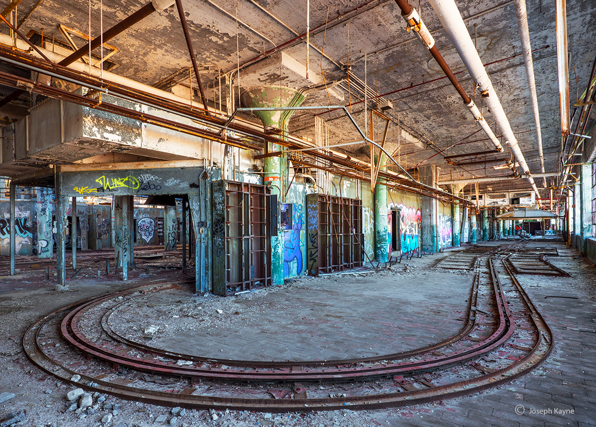 abandoned,factory,rust,belt,train,has,left,the,station, photo