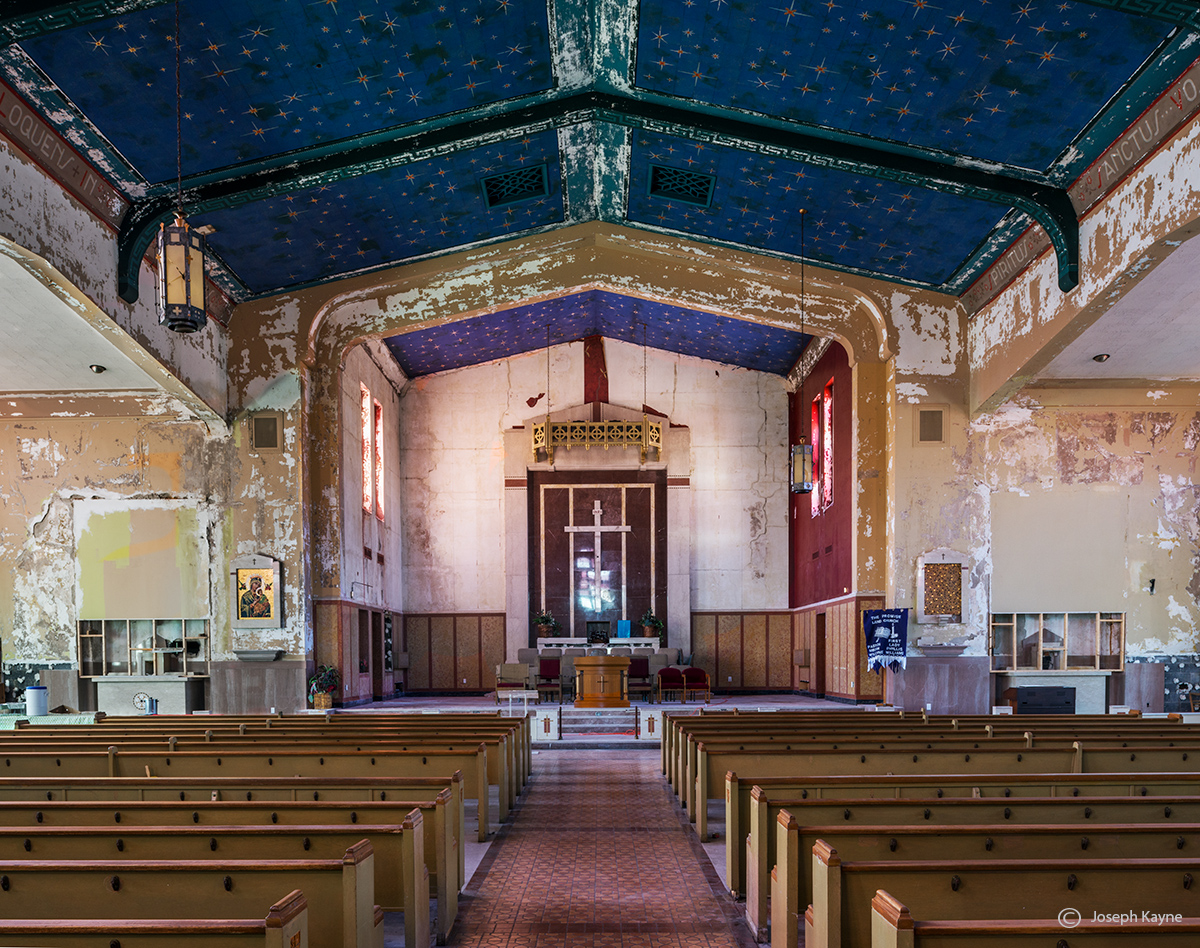 abandoned,church,rust,belt, photo
