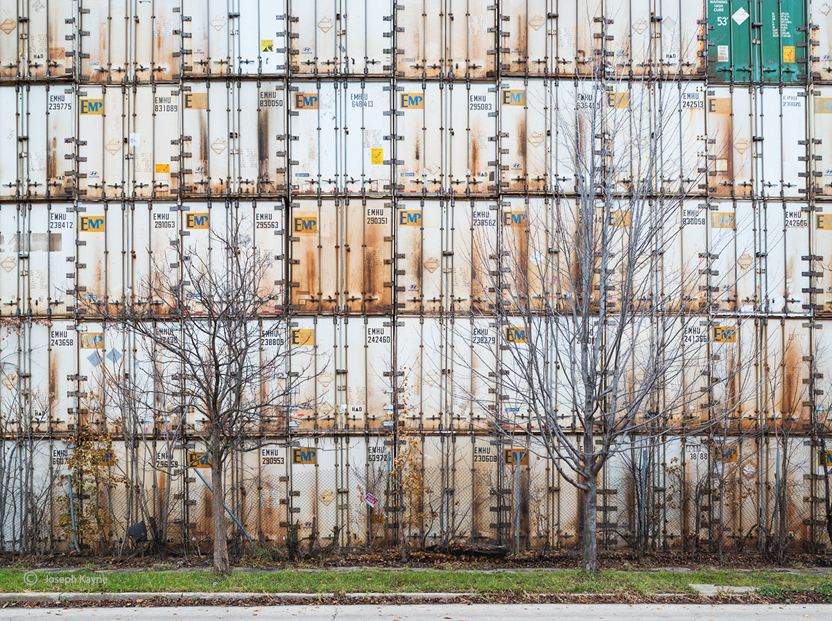 containers,chicago,container,lot, photo