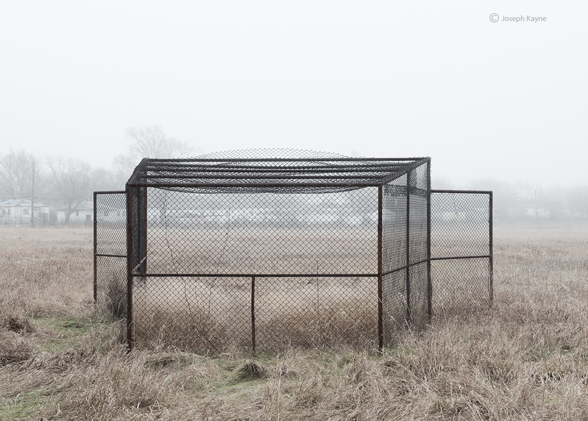 field,0f,dreams,abandoned,baseball,field,abandoned,school,rust,belt, photo