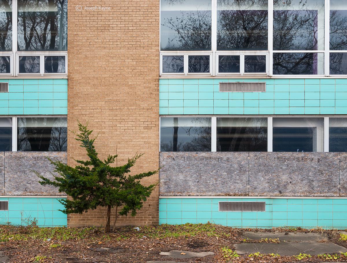 closed,abandoned,school,rust,belt, photo