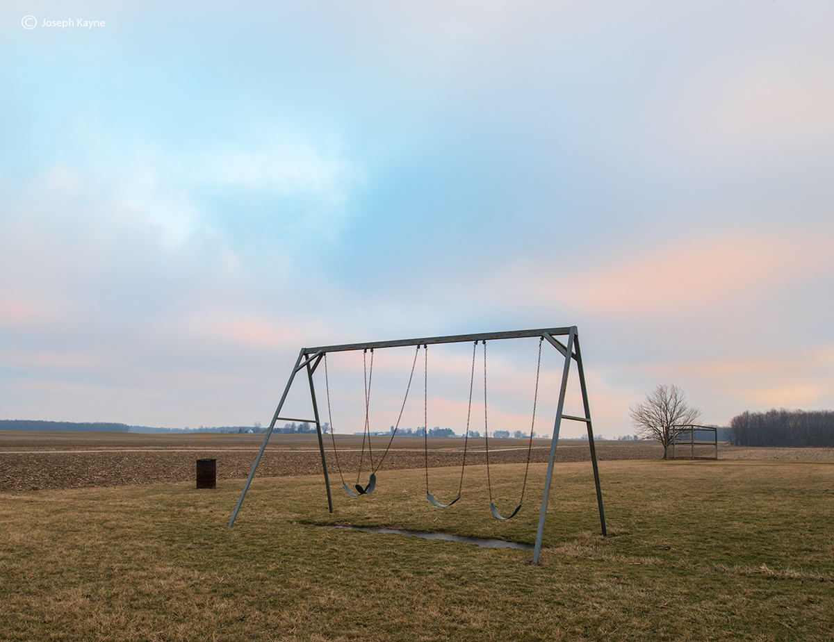 swingset,old,swings,ohio, photo
