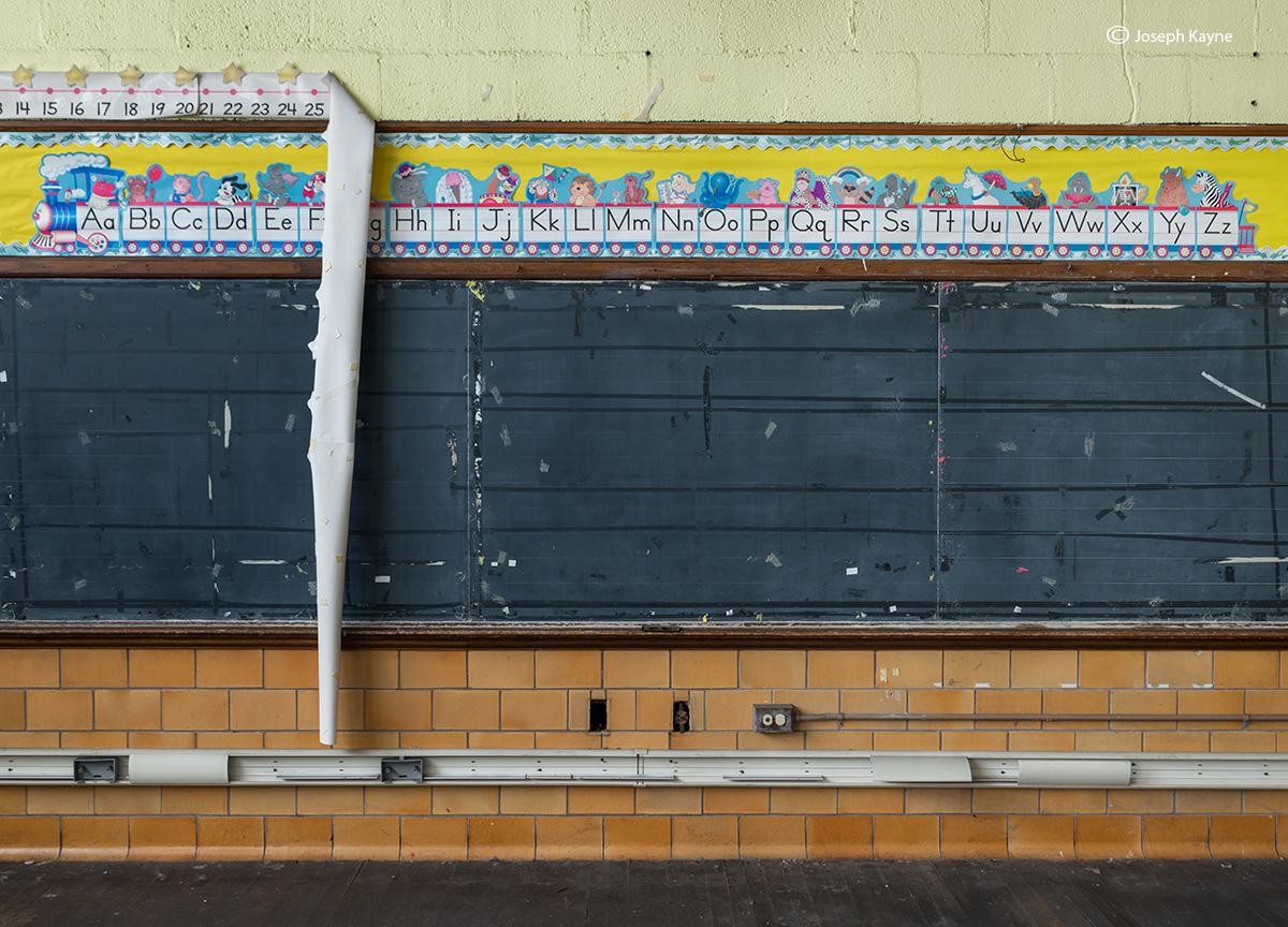 lost,alphabet,abandoned,school, photo