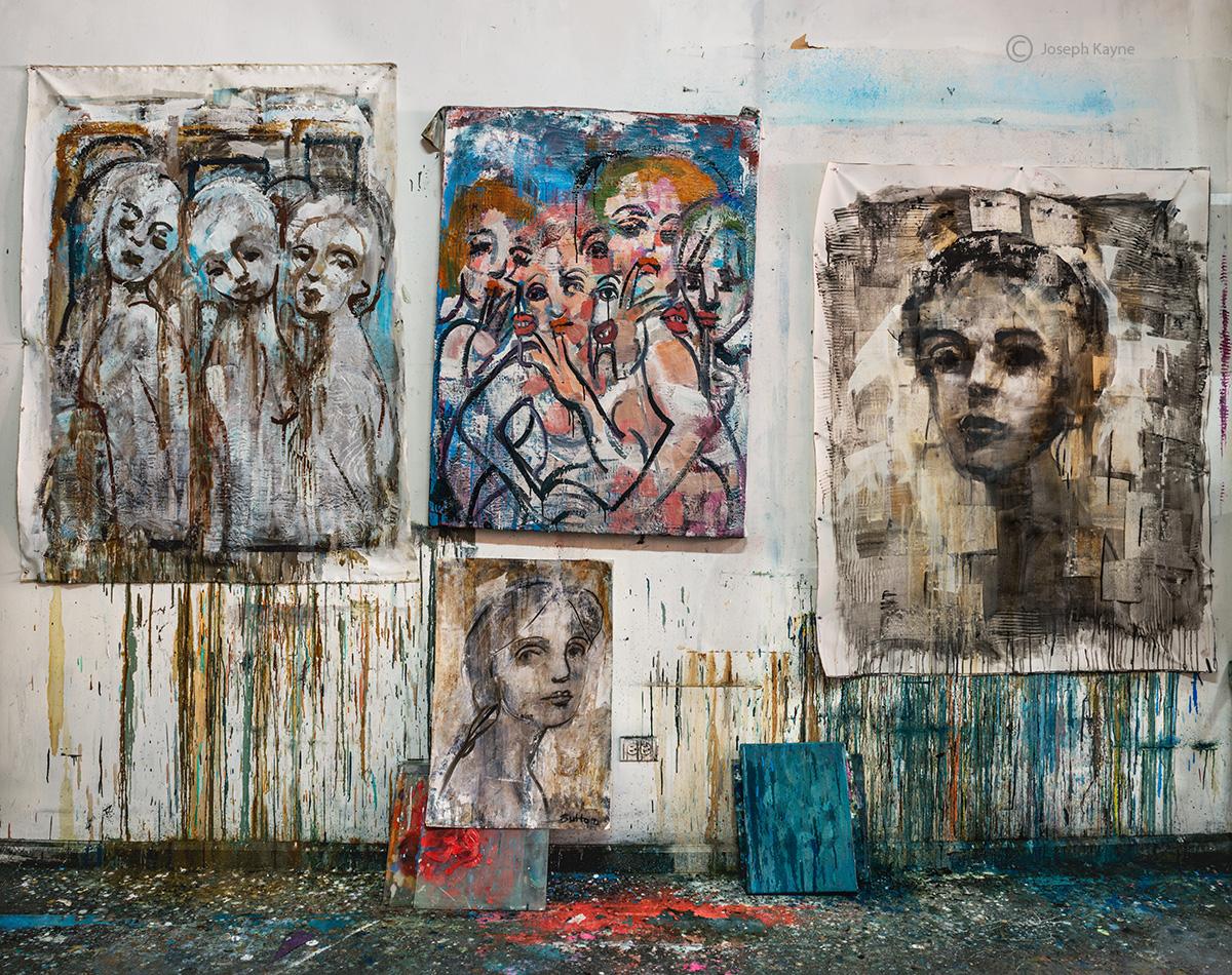 Corinna Button's Studio