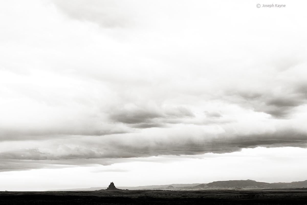 shiprock,rock,with,wings,navajoland,tse,bit,a,i, photo