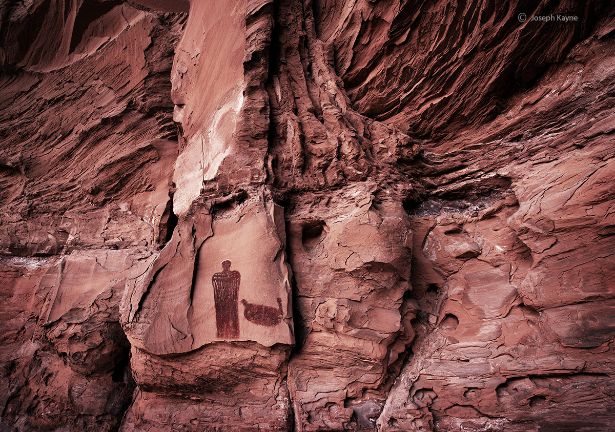 queen,of,the,canyon,fremont,colorado,plateau, photo