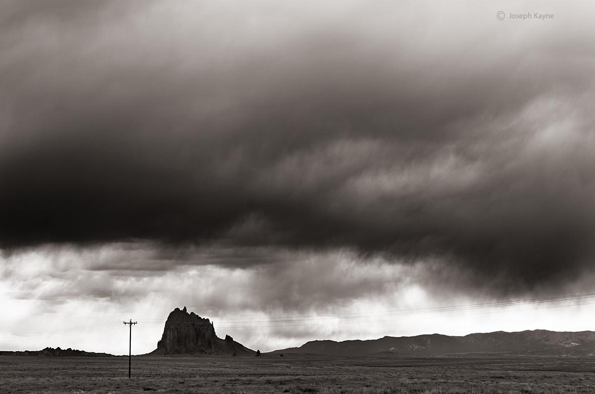 winged,rock,navajoland,shiprock,, photo
