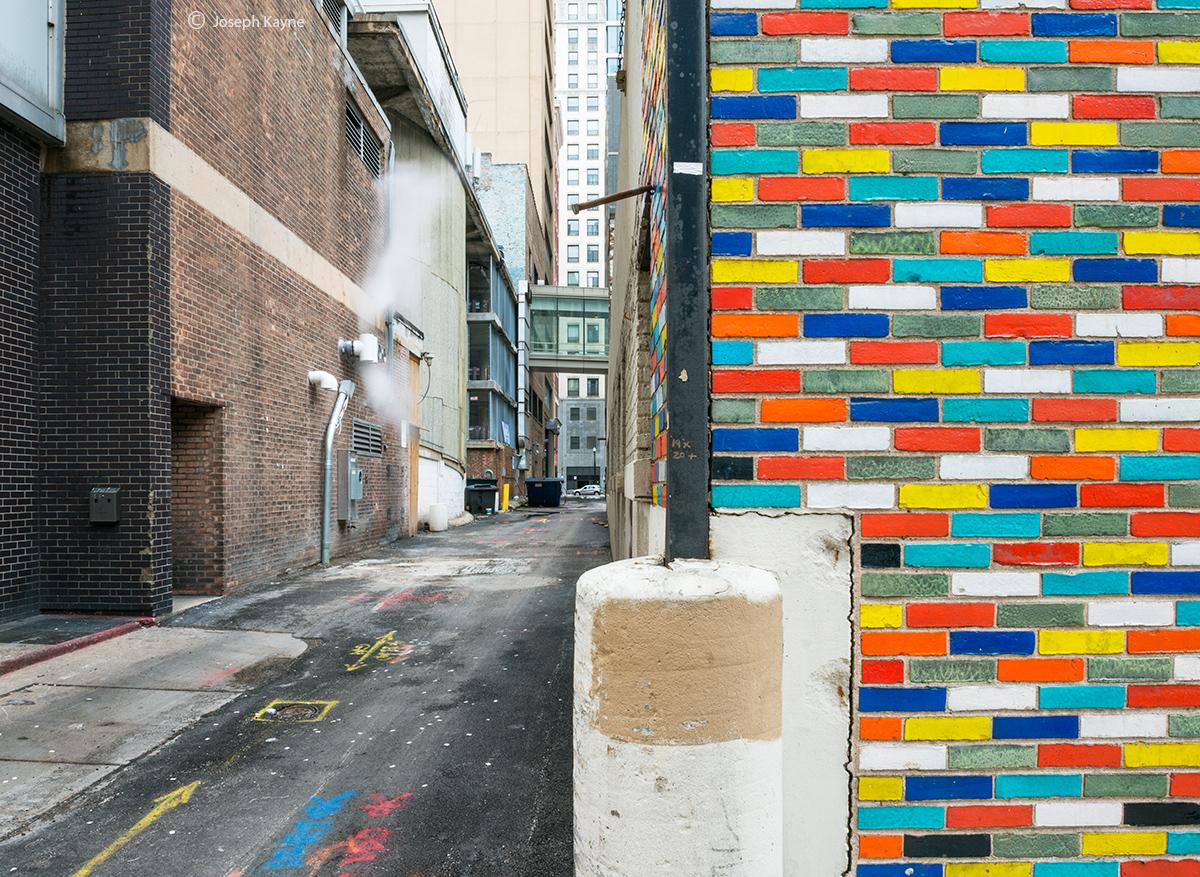ying,yang,urban,landscape,chicago, photo