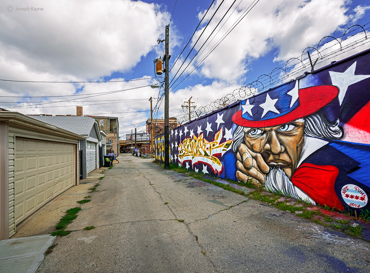 patriot-alley,uncle,same,mural,puma, photo