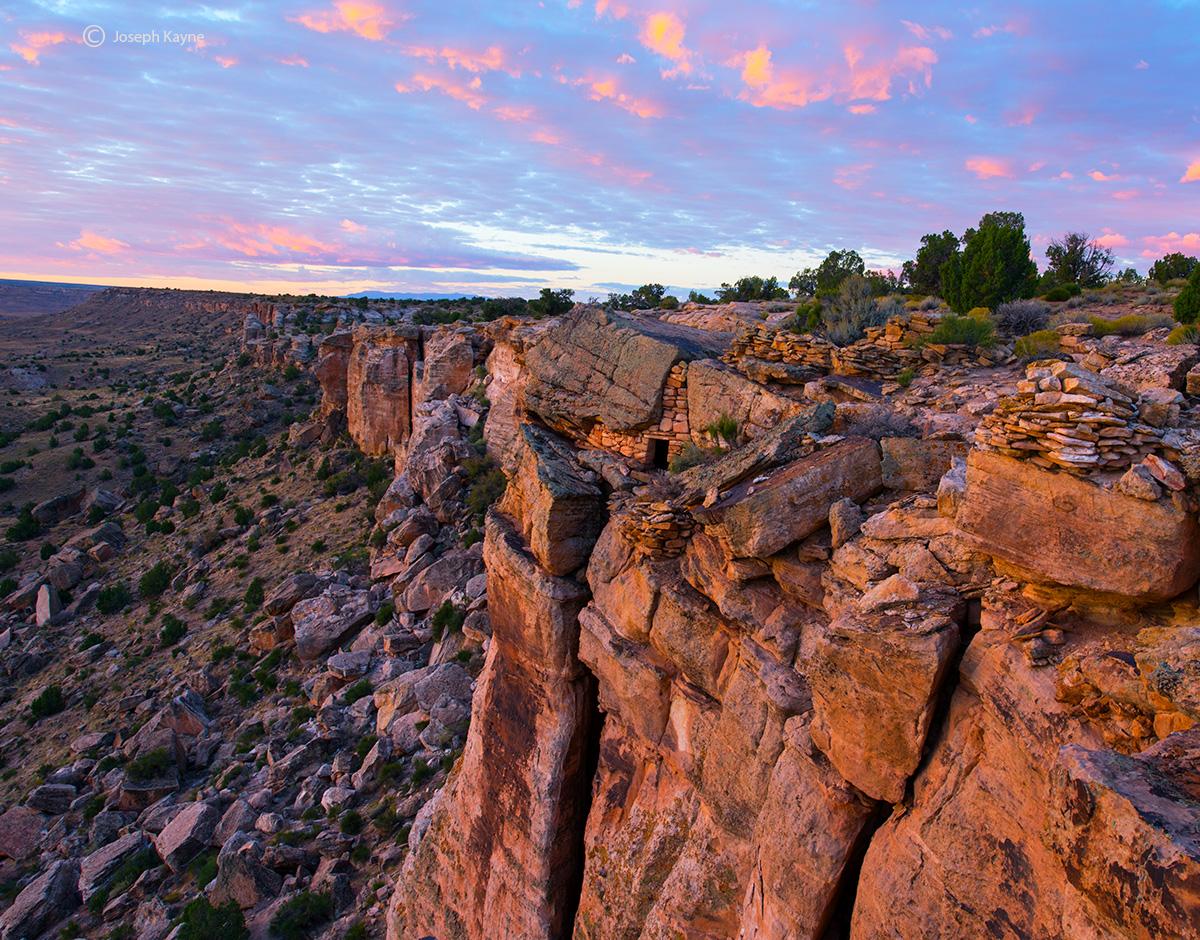 emergence,ruin,anasazi,ancestral,puebloan,ruin,canyon,rim, photo
