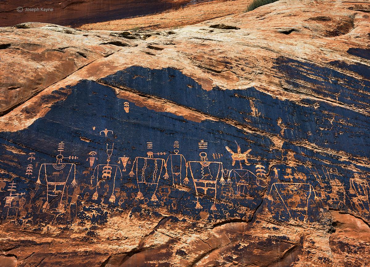 the,founding,fathers,ancestral,puebloan,anasazi,rock,art,panel,colorado,plateau, photo