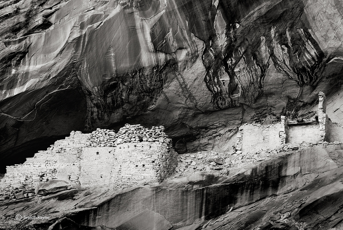 Ancestral Puebloan (Anasazi) Structure