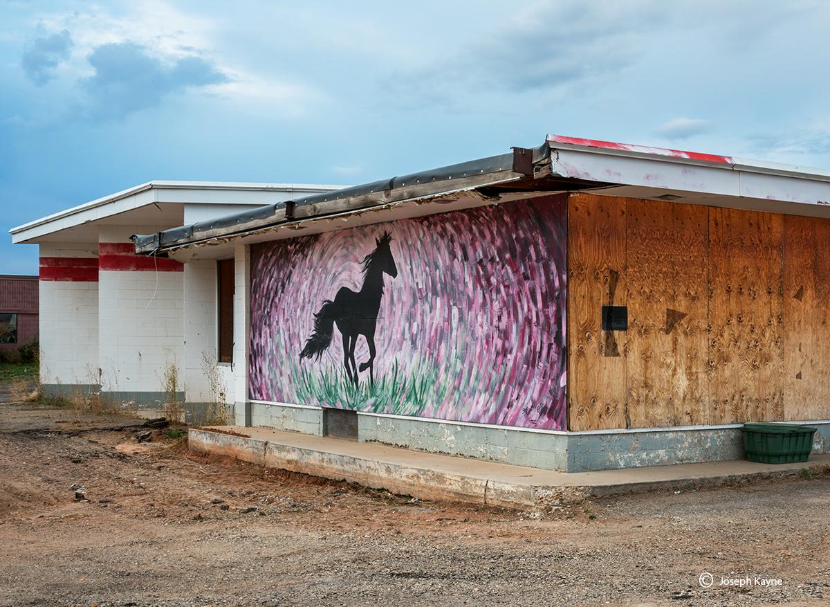 urban,ranch,abandoned,gas,station,utah, photo