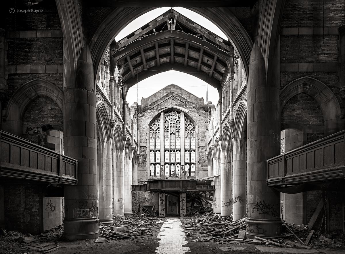 abandoned,faith,church,rust,belt, photo