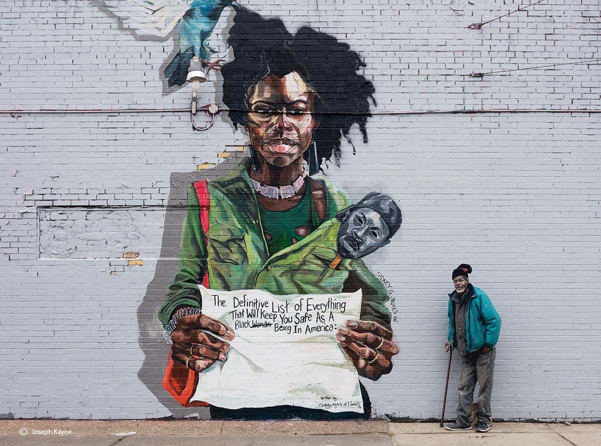 A Civil Rights Portrait
