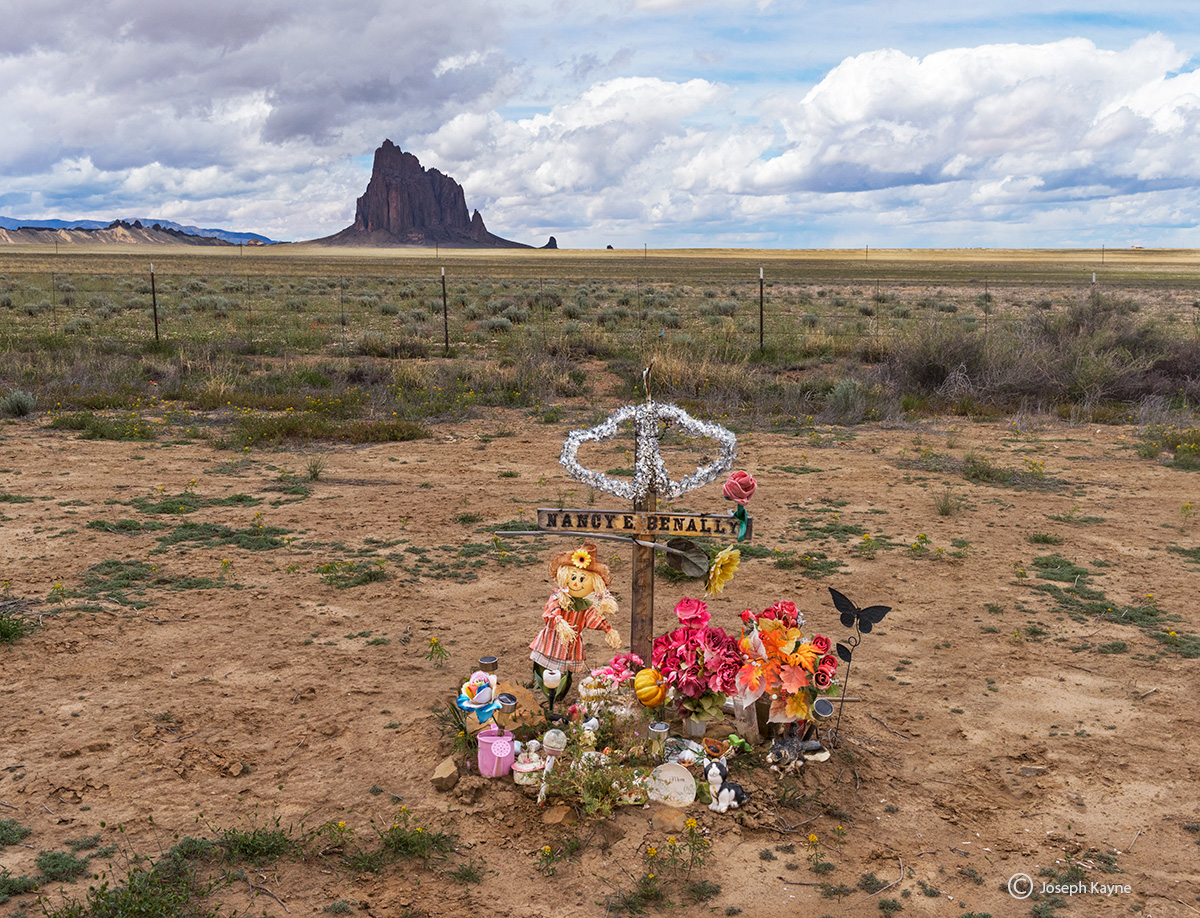 in,memory,nancy,e,benally,shiprock,navajoland, photo