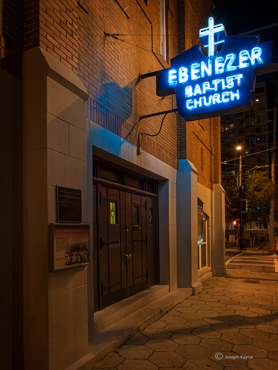 martin,luther,king,jr,was,here,ebenezer,baptist,church,atlanta, photo