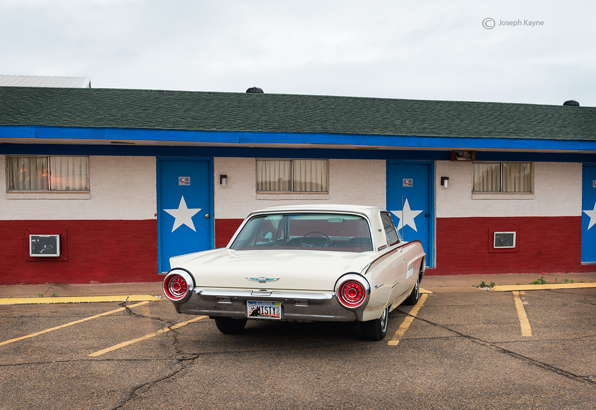 thunderbird,car,shamrock,texas, photo